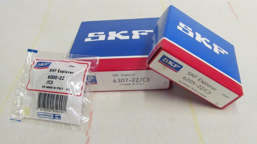 SKF Motor Bearings