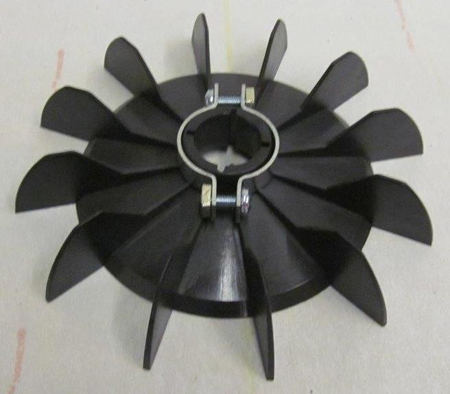 Electric Motor Cooling Fan Low Profile Plw Engineering