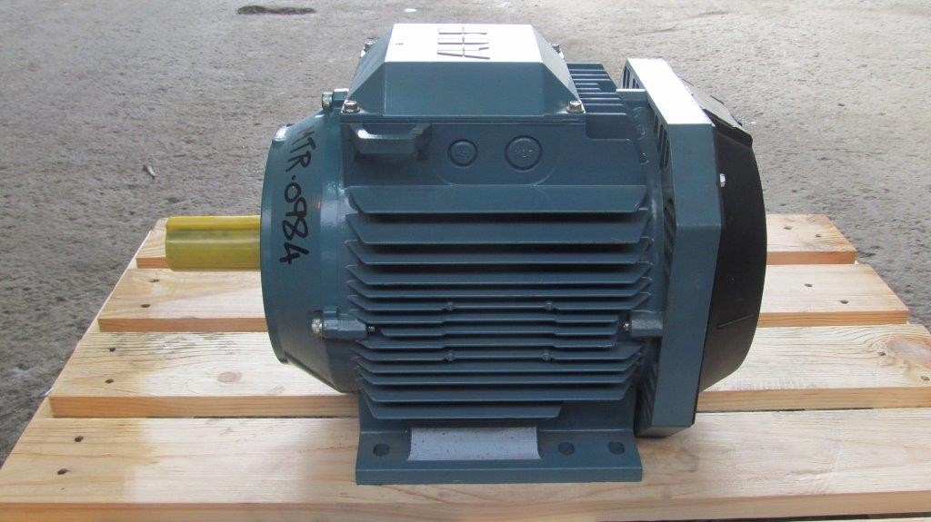 4 pole b3 132s frame abb electric motor plw for Abb electric motor catalogue