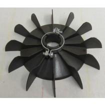 Low Profile Plastic Motor Fan Plw Engineering
