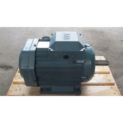 Used 11kw 6 pole B3 Foot mounted ABB Motor