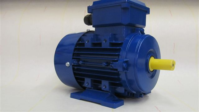 High Output Three Phase Electric Motors