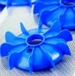 Blue Fans & Inserts