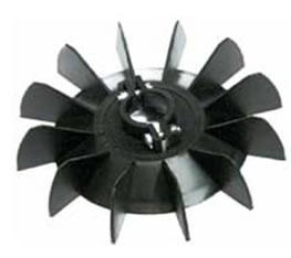 PL Series Screw Clamp Plastic Motor Fan