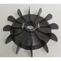 132y Low Profile Electric motor Cooling Fan