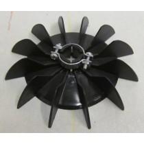 80y Low Profile Electric Motor Cooling Fan