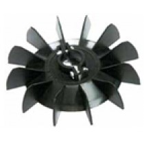 PL Series Screw Clamp Plastic Motor Fan