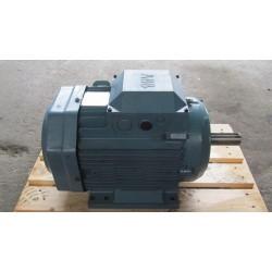 Used 11kw 6 pole B3 Foot mounted ABB Motor